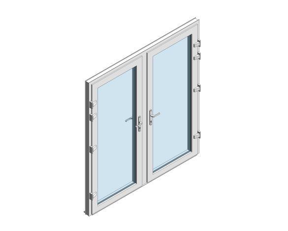 Product: XT66 Rebate - Standard Double Door