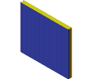 Product: CS Cold Storage Panel