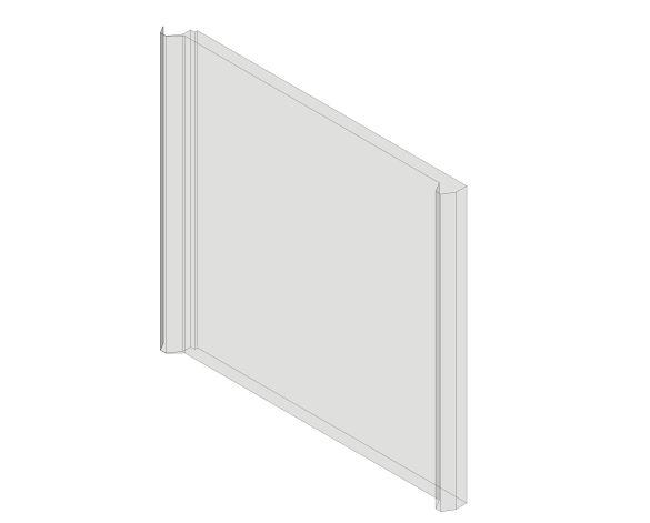 bimstore 3D image of Assan Panels - MultiLight