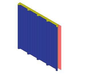 Product: N5TM Membrane Roof Panel