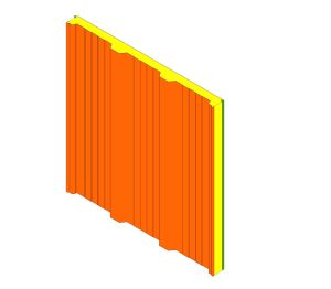 Product: R4 Roof Panel