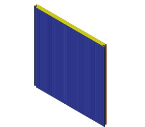 Product: W Wall Panel