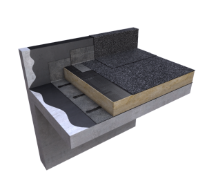 Product: Excel Single Layer Warm Roof System