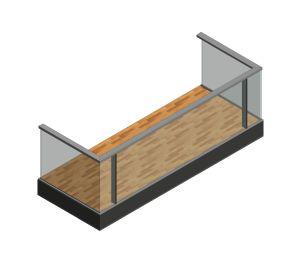 Product: B3 Balustrade System