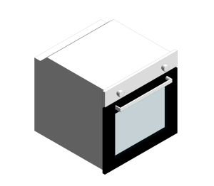 Product: neue Integrated Single Oven Stainless Steel - FNP600X