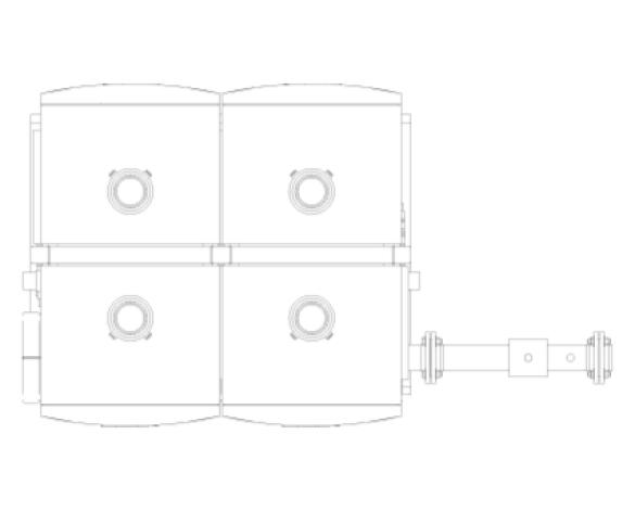 GB162 V2 Gas-Fired Condensing Boiler (Cascade)