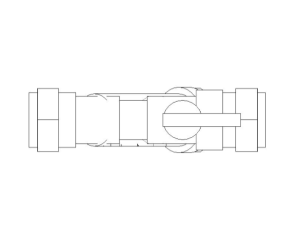 bimstore plan image of BOSS Ball Valve - 282CF