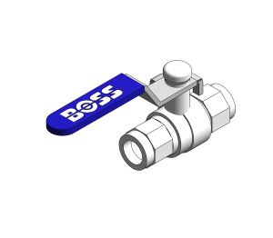 Product: Ball Valve - 968SBL