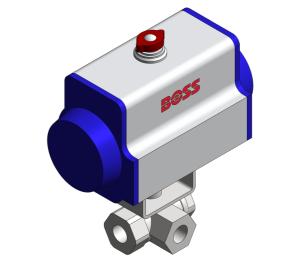 Product: Pneumatic Actuator B231L - 232T DA-SR