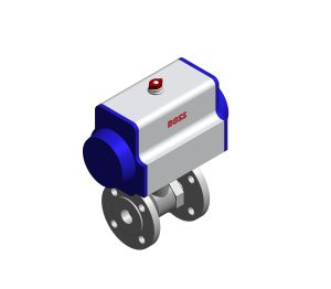 Product: Pneumatic Actuator - FIG205 SR-DA