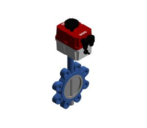 Product: Butterfly Valve - 358LE - EA