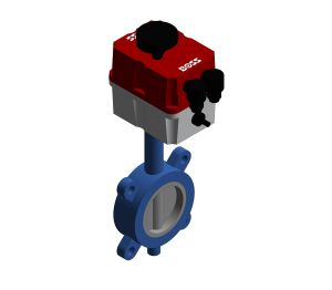Product: Butterfly Valve - 358SE - EA