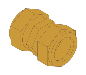 Product: Compression Coupling