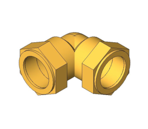 Product: Compression Elbow