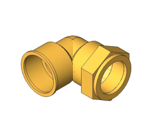Product: Compression Female Threaded Elbow