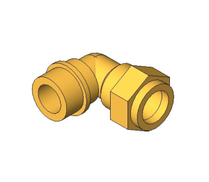 Product: Compression Male Elbow