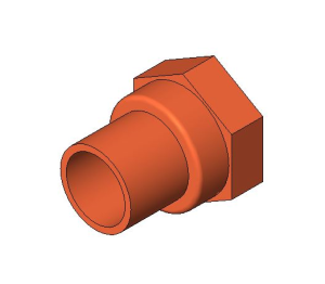 Product: End Feed Fitting - Female Coupling