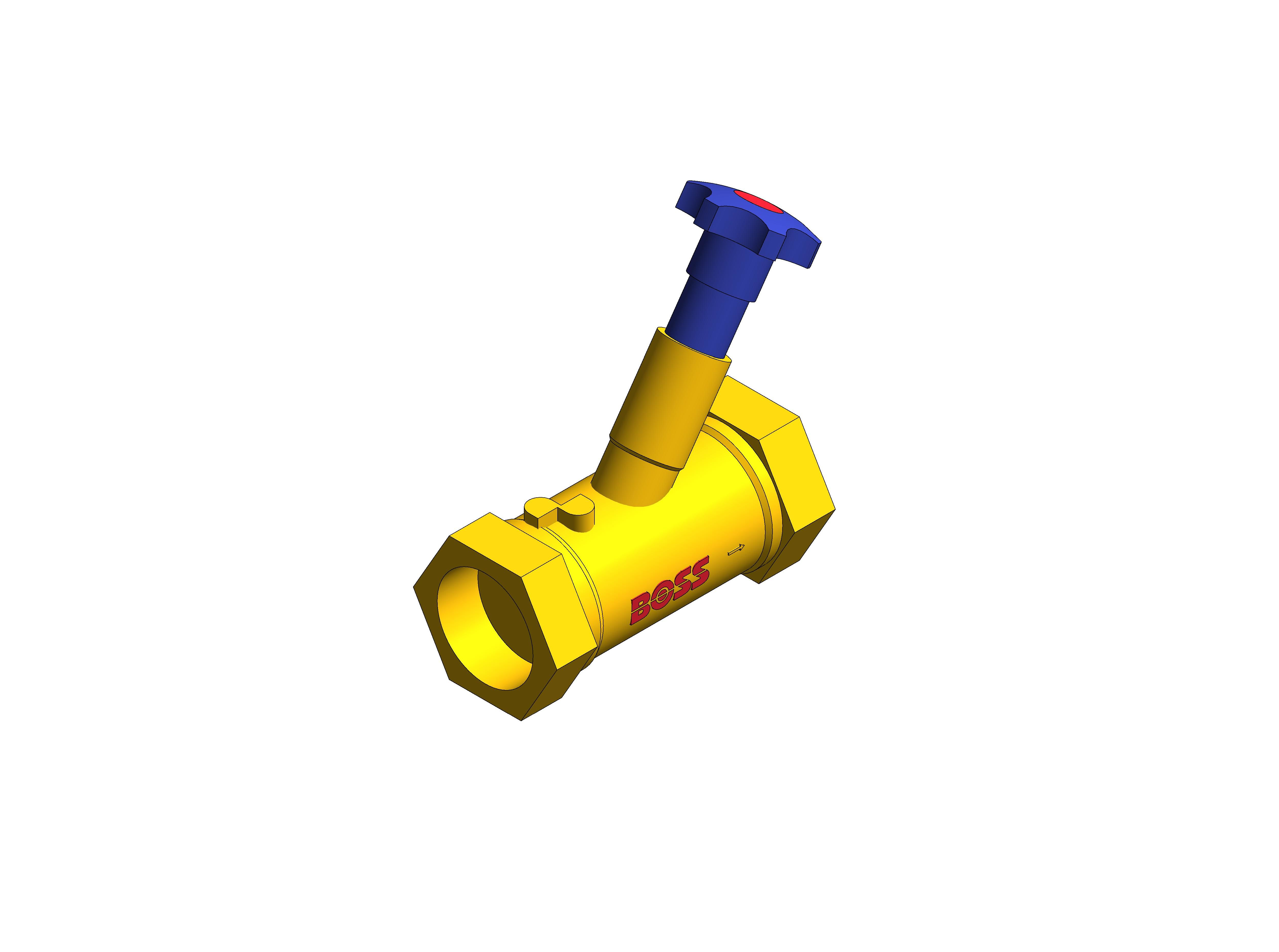 Product: Double Regulating Valve - 9510