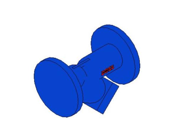 bimstore 3D image of BOSS Strainer - 52W