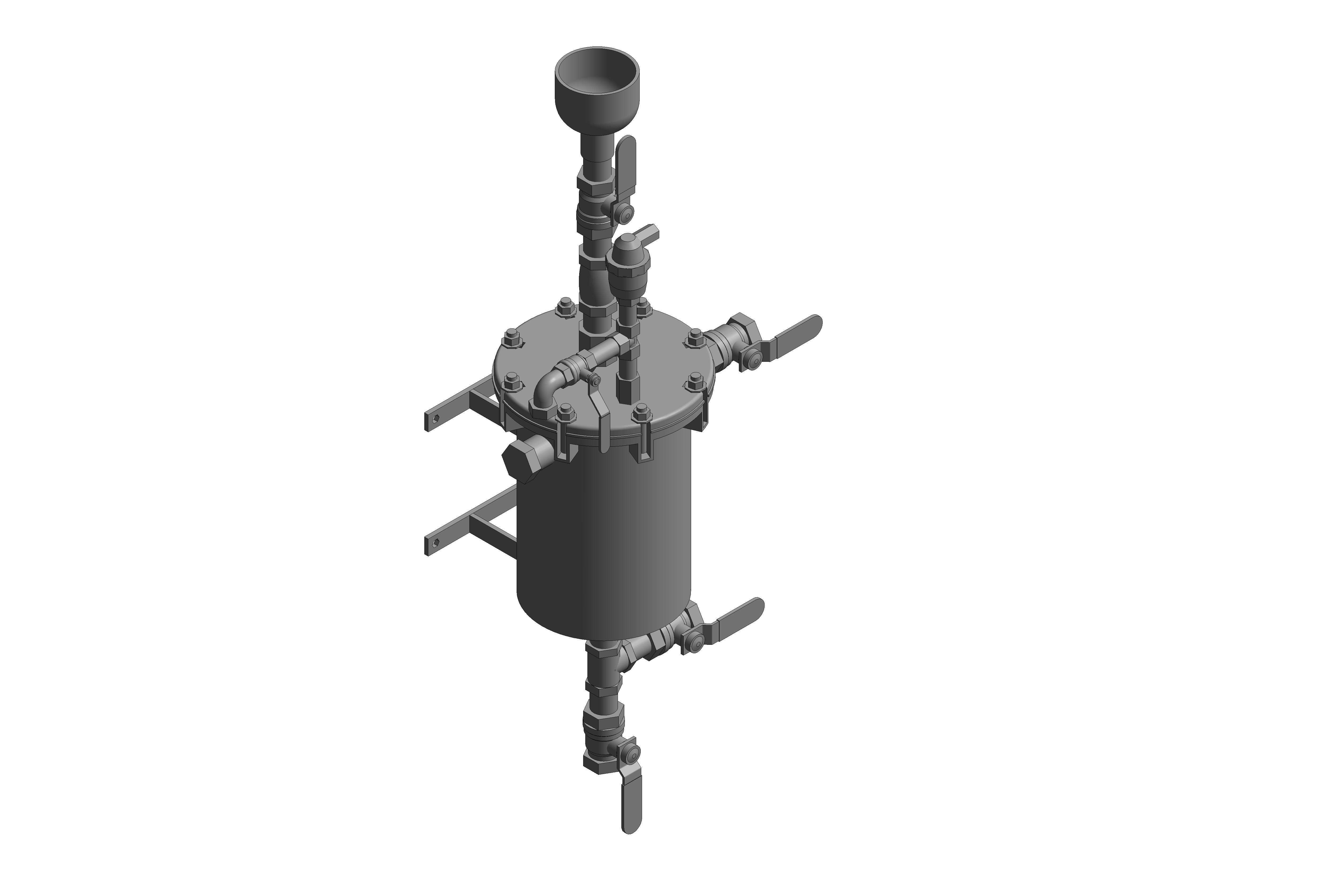 Product: Side Stream Water Filters - Xpot6