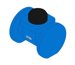 Product: Woltmann Water Meter - 38CMWF