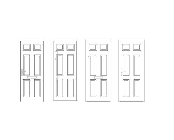 bimstore front all image of Bowater - Composite Door – Alnwick