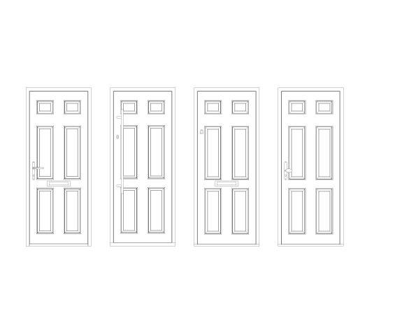 bimstore front all image of Bowater - Composite Door – Cuthbert