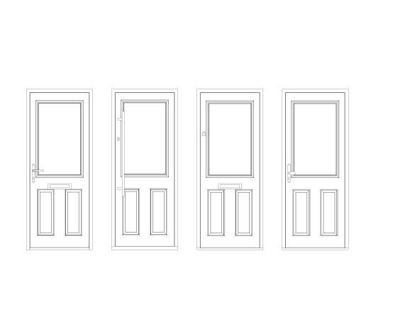 bimstore front all image of Bowater - Composite Door – Lindisfarne