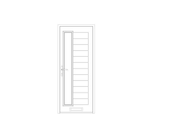 bimstore front image of Bowater - Composite Door – Talbot