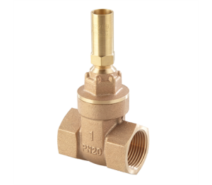 Product: Gate Valve With Lockshield - 1121