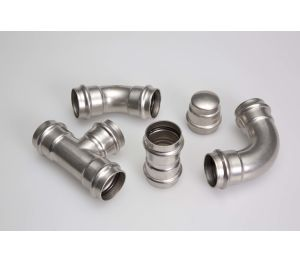 Product: >B< Press Inox - Complete System