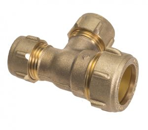 Product: Conex Compression Tee Reduced End and Branch - 601REB