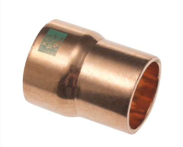 bimstore image of the Conex Banninger - K65 Fitting Reducer to Metric (Female Inch x Male Metric) - K5243m