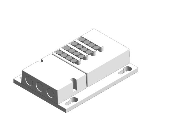 bimstore 3D image of VITM4-S - VITM6-S from CP Electronics