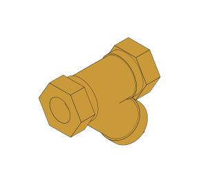 Product: Fig. 817 - Strainers - Y-Type - Bronze