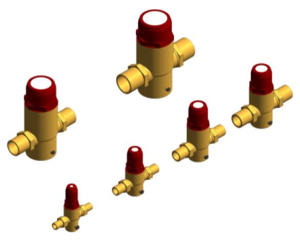 Image of Pressure Reducing Valve - D1725