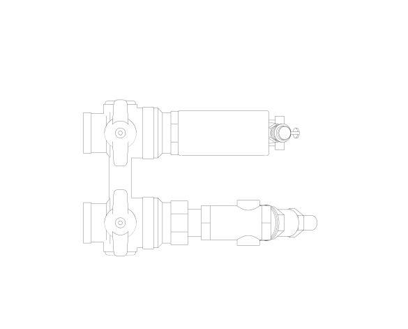 Image of Dominator Peak Pro - PICV / Strainer Drain - Z9801P