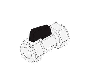 Product: D181C - Service Ball Valves - DZR Brass