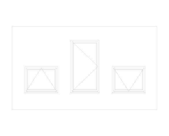Product: Aluminium AOV Window