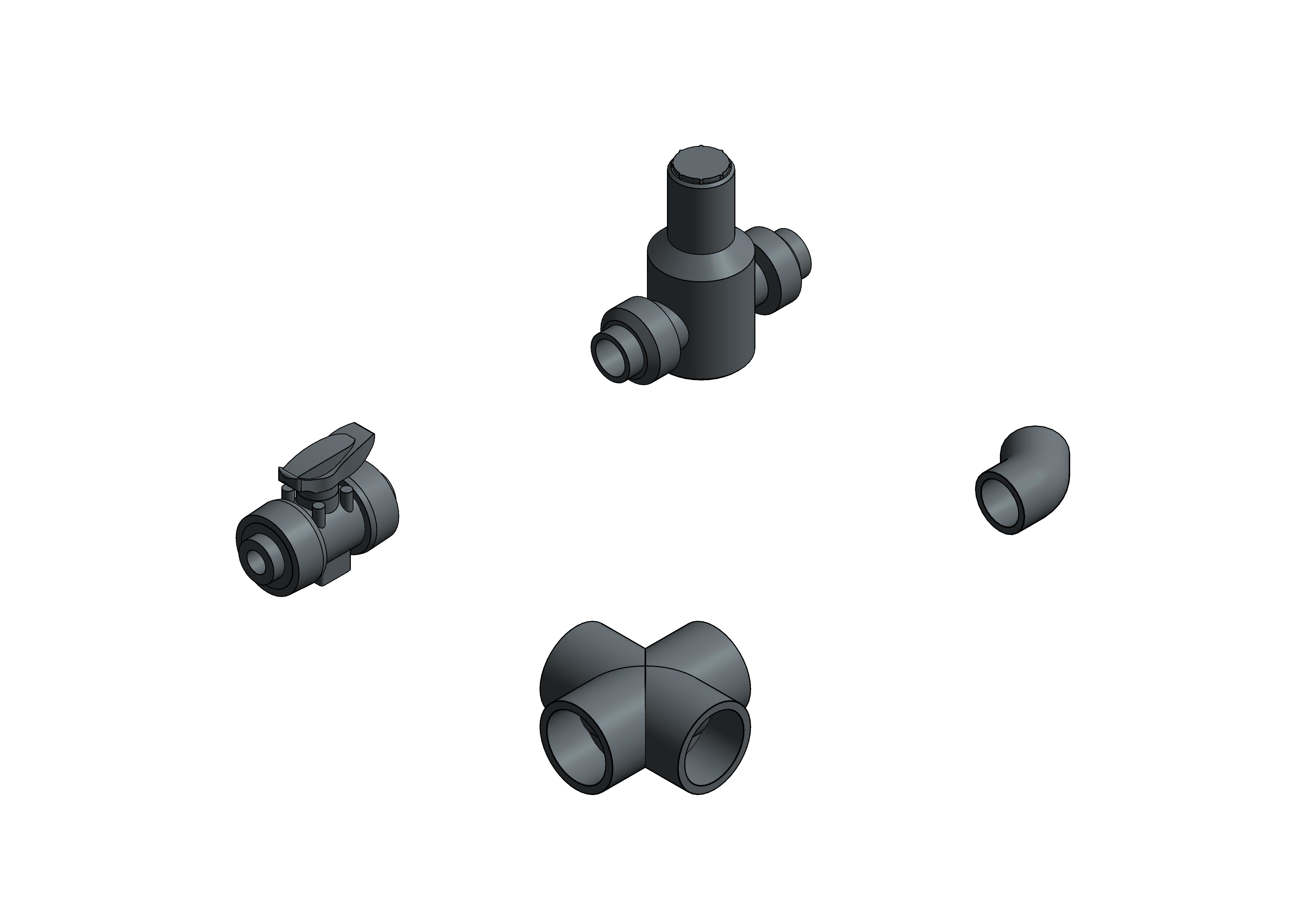 Product: PVC - Complete System