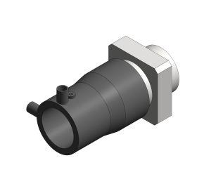 Product: Single Wall EF Female Compact Flange BSP 39.5v - 10bar