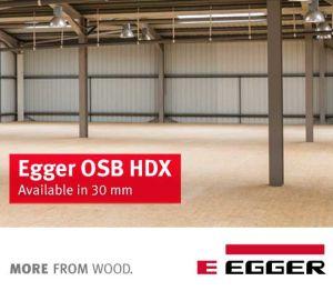 Product: EGGER OSB HDX