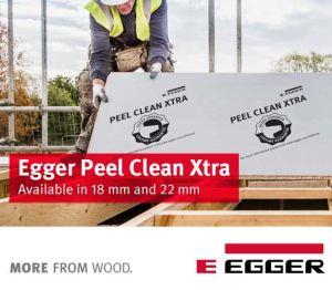 Product: EGGER Peel Clean Xtra