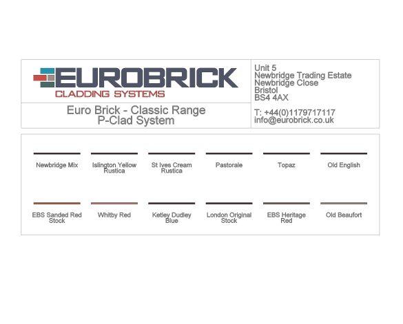 P Clad Classic Range