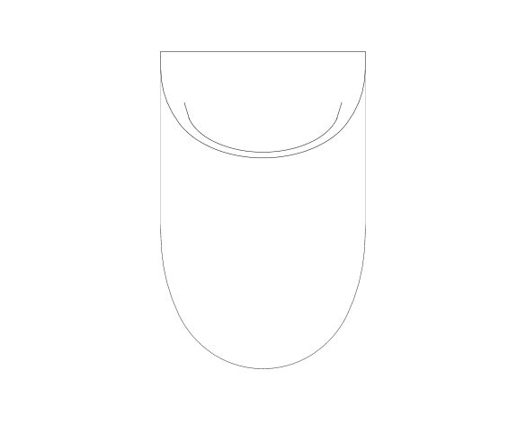 Product: U1 Urinal Pack Basic