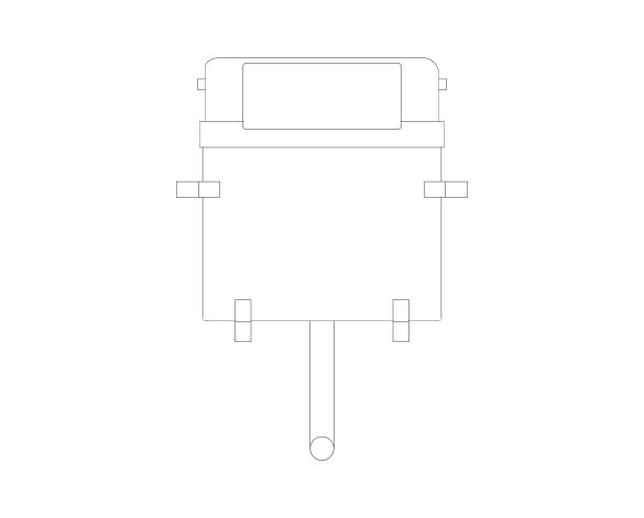 Product: UP189 Cistern
