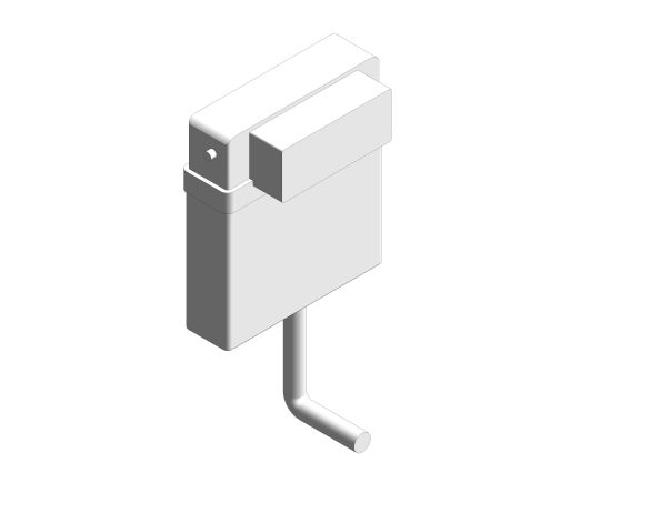 Product: UP198 Cistern