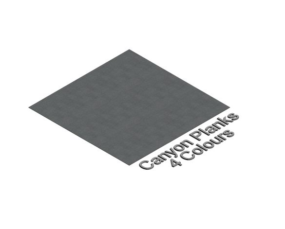 Product: Flotex Canyon Planks ISO3