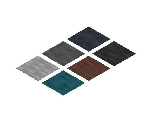 Product: Flotex Box Cross Flocked Flooring Planks