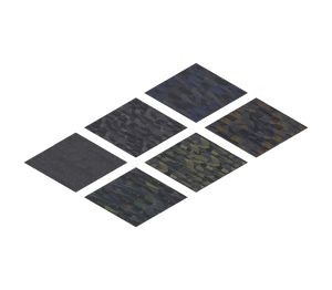 Product: Flotex Converge Flocked Flooring Planks